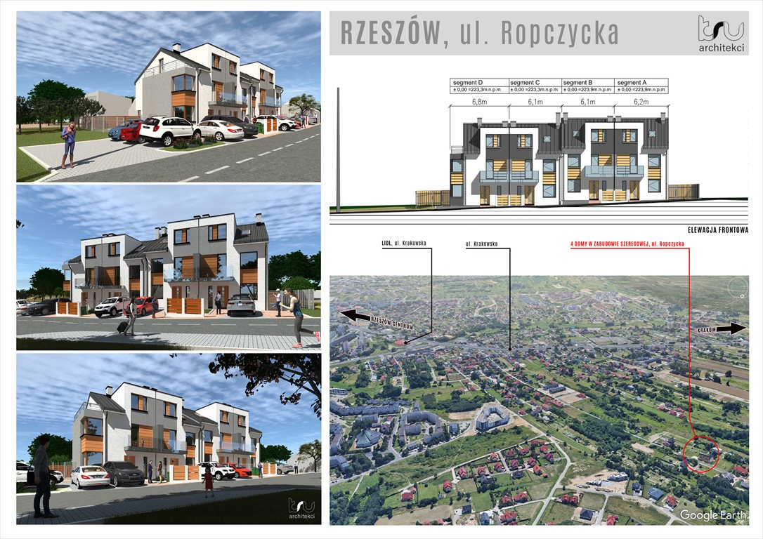 Dom na sprzedaż Rzeszów, Krakowska, Ropczycka  117m2 Foto 4