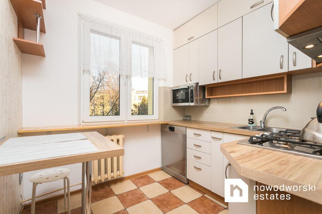 Mieszkanie dwupokojowe na wynajem Kraków, Nowa Huta, os. Jagiellońskie  44m2 Foto 5
