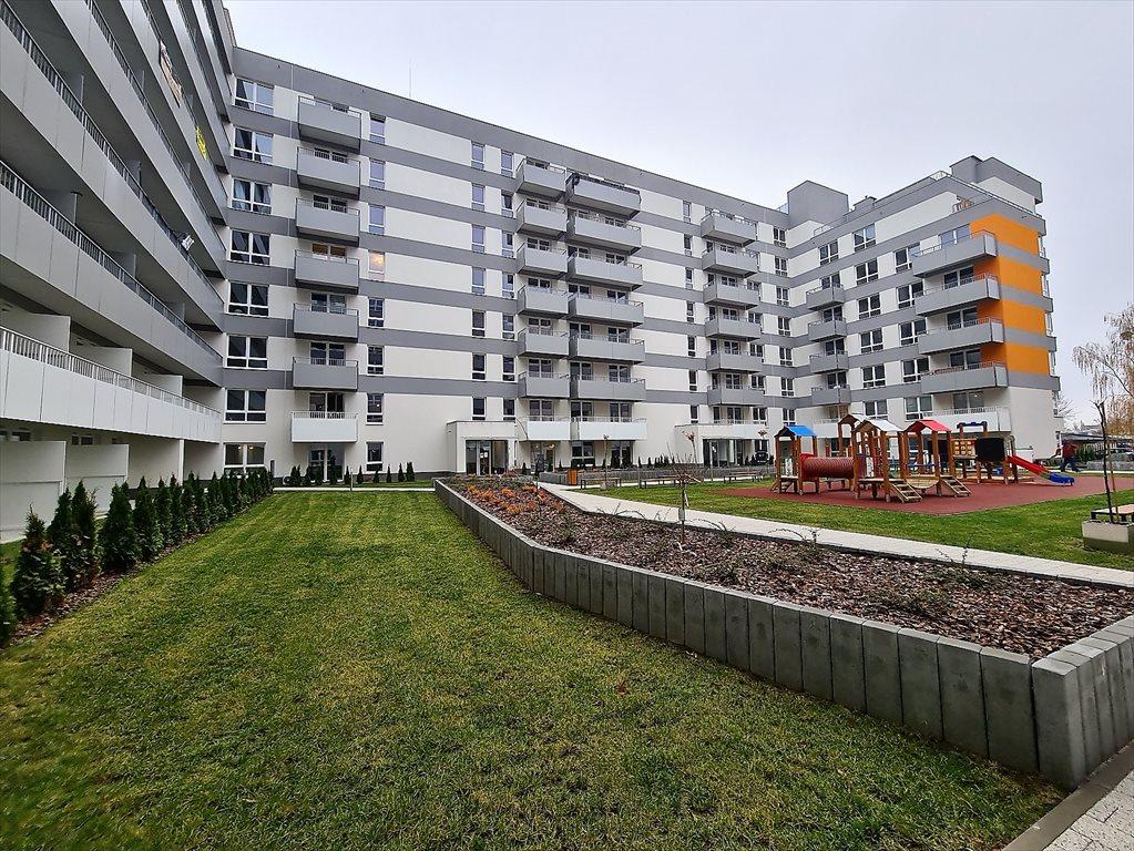 Mieszkanie dwupokojowe na sprzedaż Warszawa, Mokotów, Służewiec, Cybernetyki 15  35m2 Foto 12