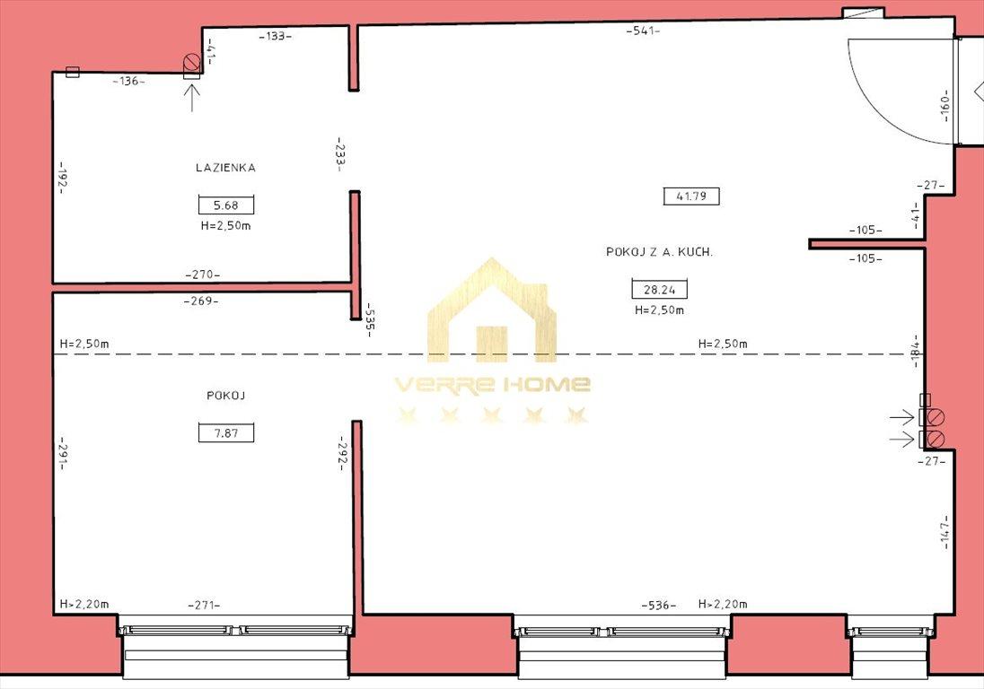 Mieszkanie dwupokojowe na sprzedaż Gdynia, Leszczynki, Jana Dantyszka  42m2 Foto 2