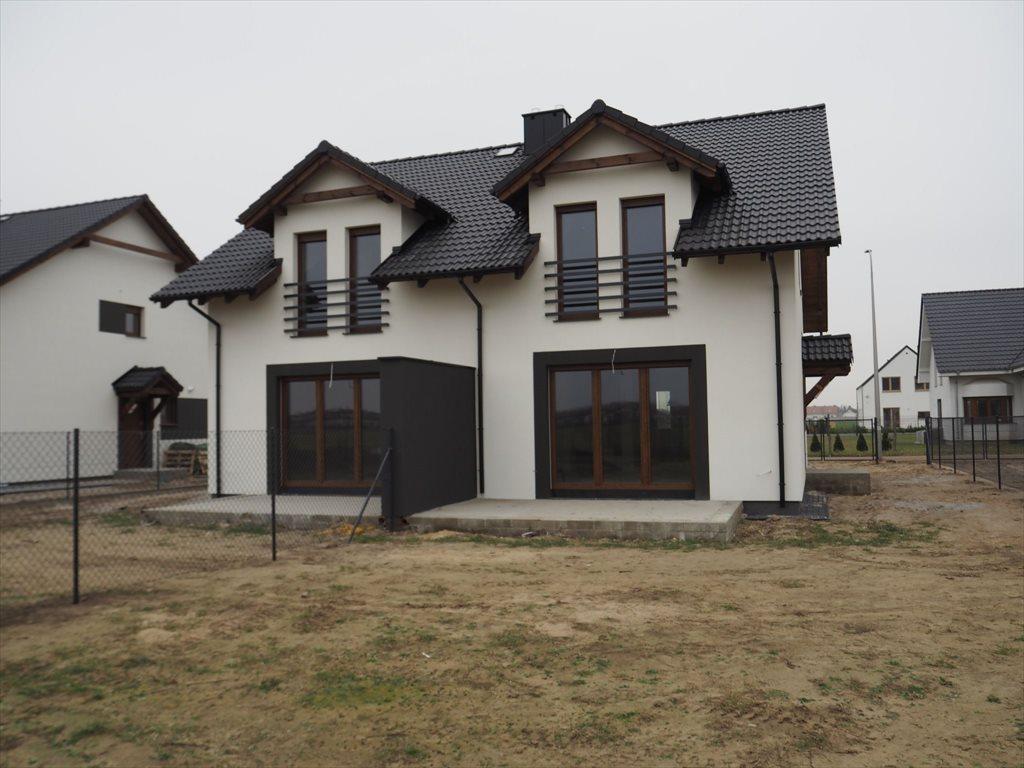 Dom na sprzedaż Szczytniki, Choinkowa  109m2 Foto 4