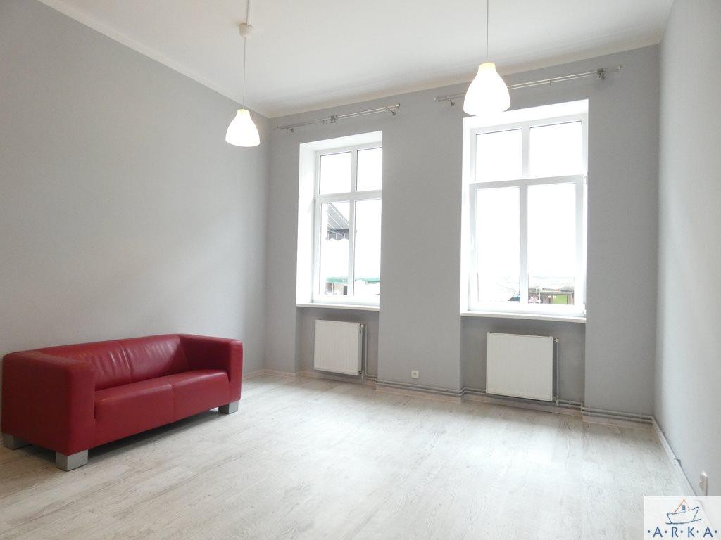 Mieszkanie dwupokojowe na wynajem Szczecin, Centrum  69m2 Foto 2
