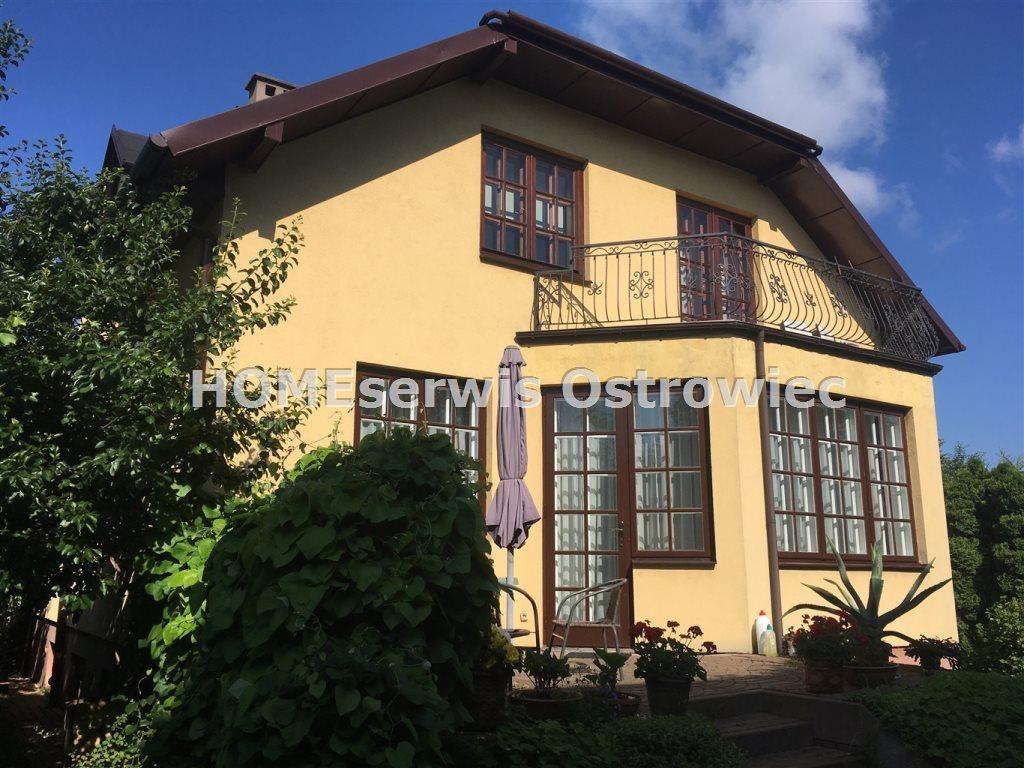 Dom na sprzedaż Ostrowiec Świętokrzyski, Henryków  250m2 Foto 4