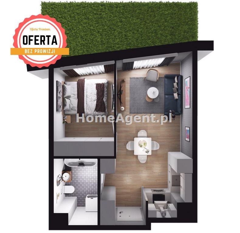 Mieszkanie dwupokojowe na sprzedaż Katowice, Wełnowiec, Bytkowska  35m2 Foto 9