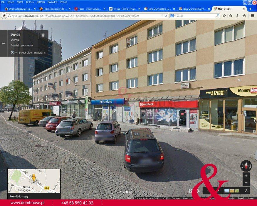 Lokal użytkowy na wynajem Gdańsk, Wrzeszcz, Grunwaldzka  120m2 Foto 8