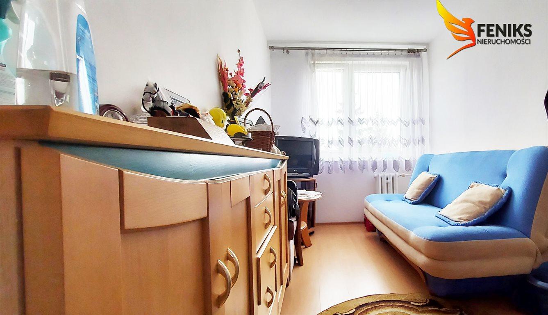 Mieszkanie trzypokojowe na sprzedaż Elbląg, Płk. Dąbka  49m2 Foto 3