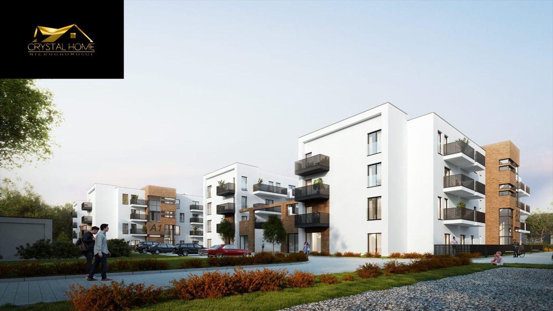 Mieszkanie dwupokojowe na sprzedaż Świdnica  44m2 Foto 2