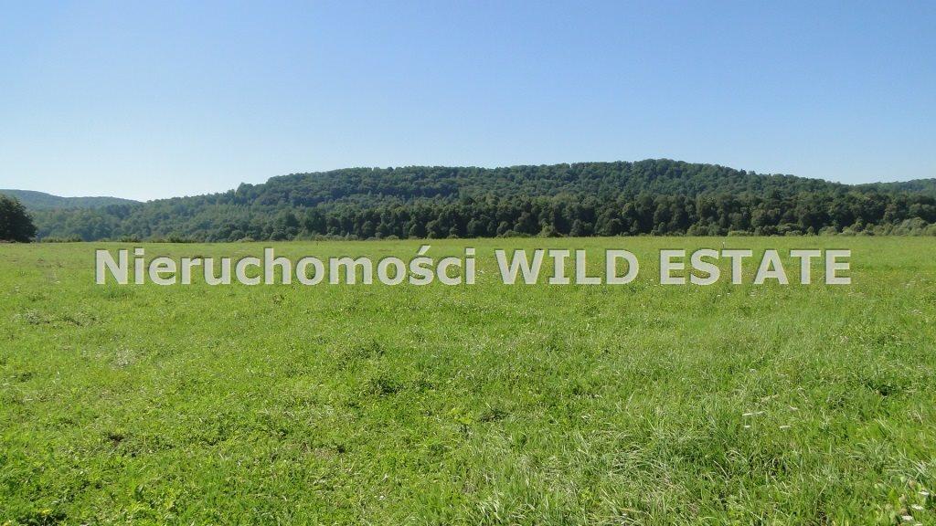 Działka rolna na sprzedaż Solina, Myczkowce  2985m2 Foto 1