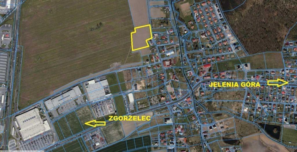 Działka budowlana na sprzedaż Łagów  12424m2 Foto 2