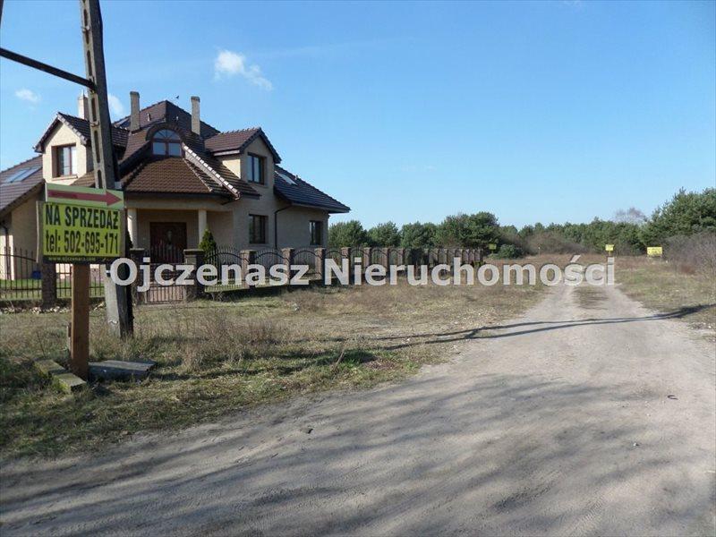 Działka inwestycyjna na sprzedaż Bydgoszcz, Glinki  2941m2 Foto 1