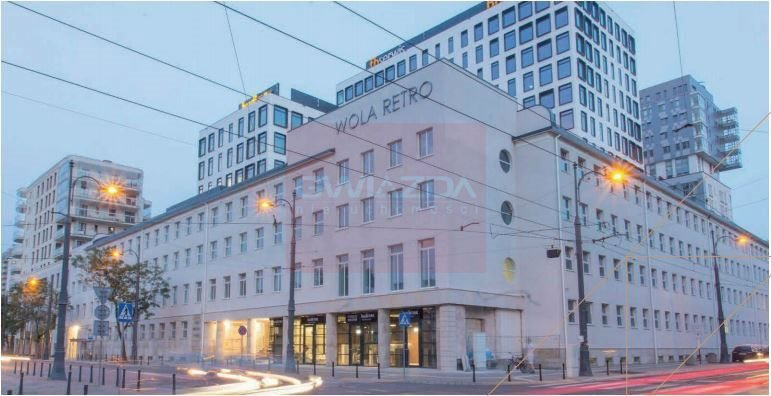 Lokal użytkowy na wynajem Warszawa, Wola  112m2 Foto 1