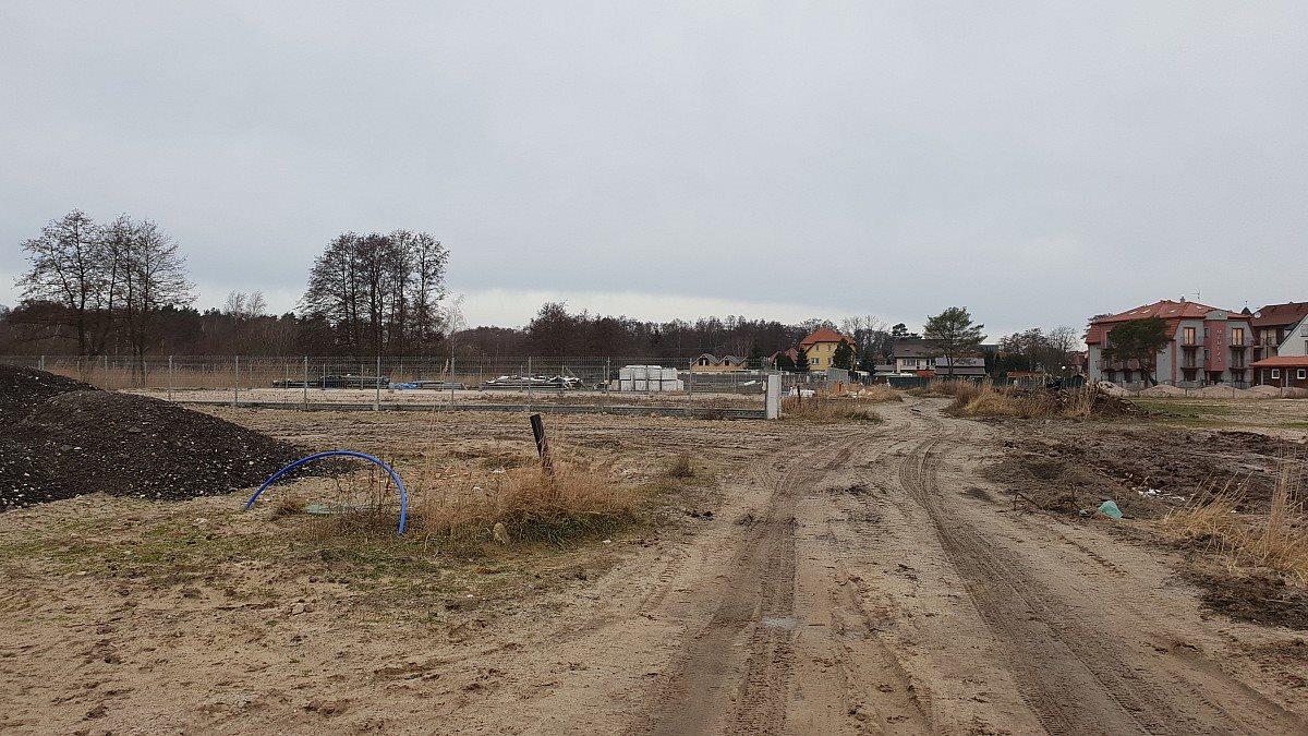 Działka budowlana na sprzedaż Międzywodzie, Łąkowa  1226m2 Foto 7