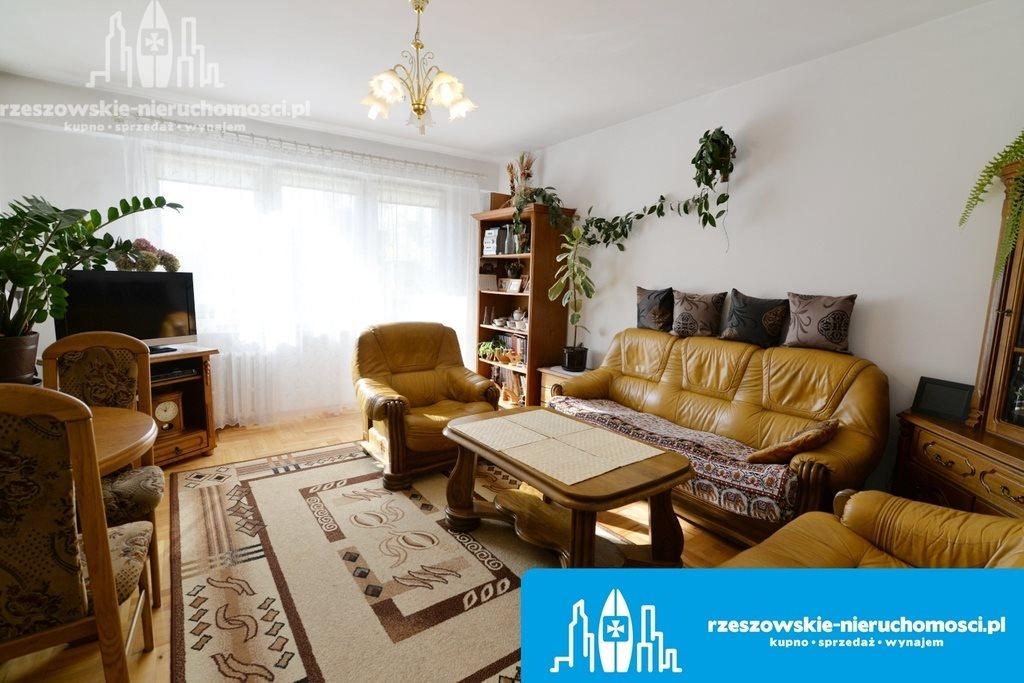Mieszkanie trzypokojowe na sprzedaż Rzeszów, Krakowska-Południe, Karola Lewakowskiego  64m2 Foto 1