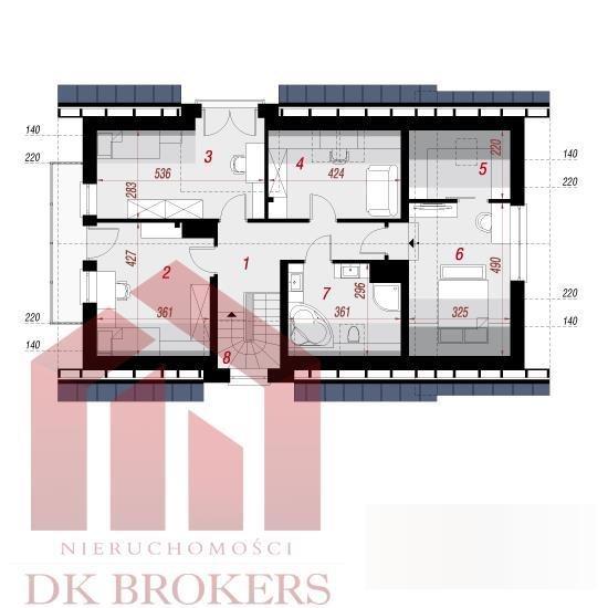 Dom na sprzedaż Krasne  177m2 Foto 6