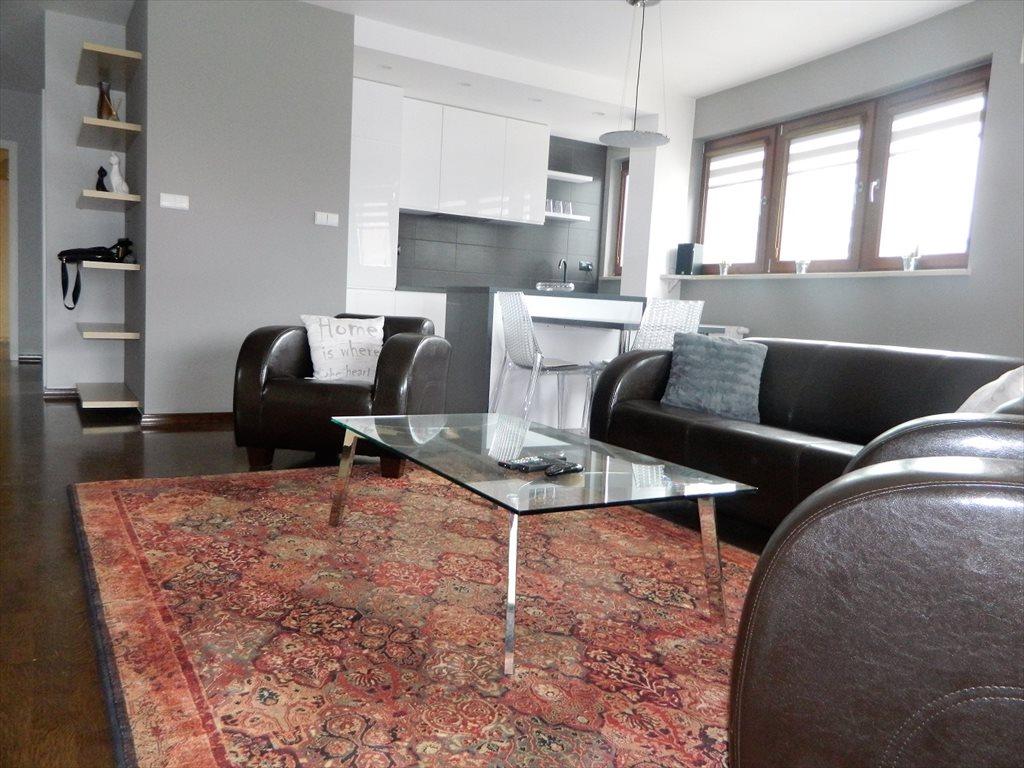 Mieszkanie trzypokojowe na wynajem Warszawa, Wola, Mirów, ul. Wronia 45  82m2 Foto 1