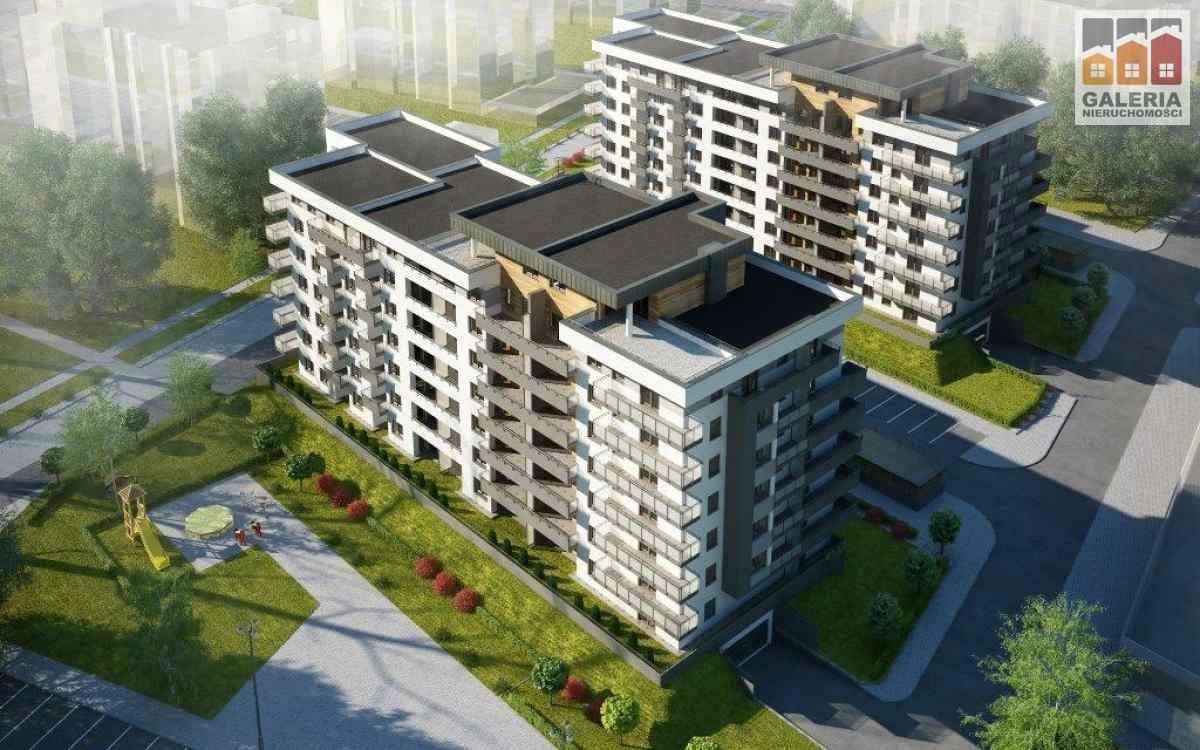 Mieszkanie trzypokojowe na sprzedaż Rzeszów, Staromieście, Lubelska  58m2 Foto 2