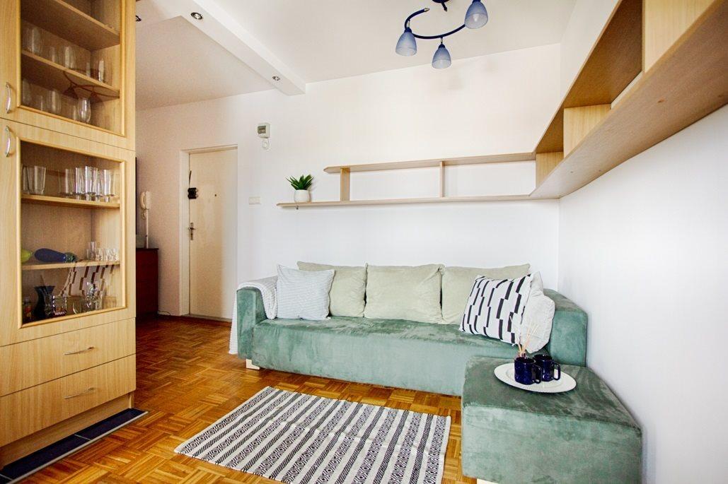 Mieszkanie dwupokojowe na wynajem Białystok, Zielone Wzgórza, Aleja Niepodległości  37m2 Foto 3