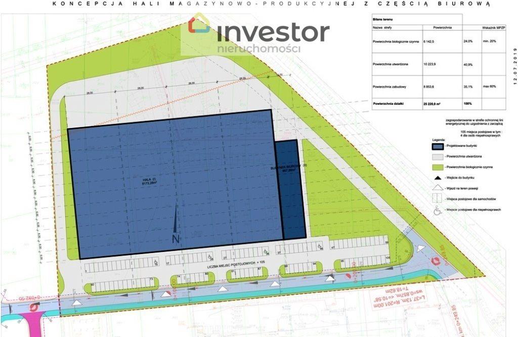 Działka inwestycyjna na sprzedaż Skawina  25254m2 Foto 2