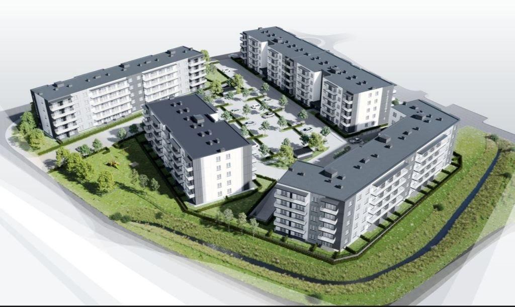 Mieszkanie dwupokojowe na sprzedaż Gdańsk, Kowale, Zeusa  44m2 Foto 5