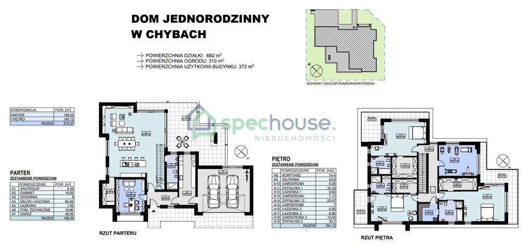 Dom na sprzedaż Chyby  373m2 Foto 3