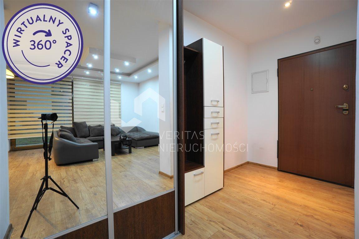 Mieszkanie trzypokojowe na sprzedaż Katowice, Dolina Trzech Stawów, Paderewskiego  69m2 Foto 3