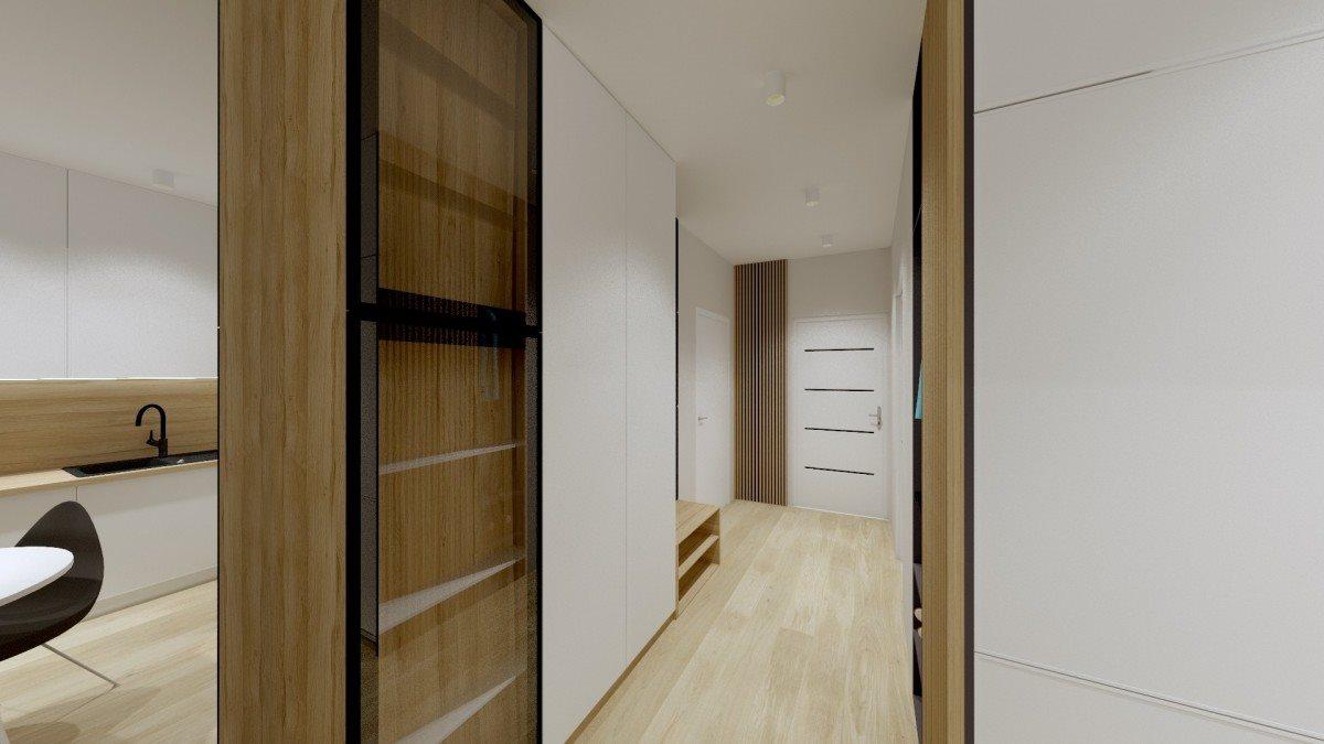 Mieszkanie dwupokojowe na sprzedaż Kielce, Uroczysko, Klonowa  39m2 Foto 9