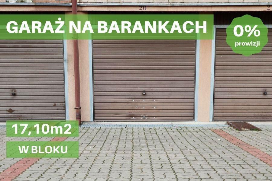 Garaż na sprzedaż Ełk, Osiedle Jeziorna  17m2 Foto 1