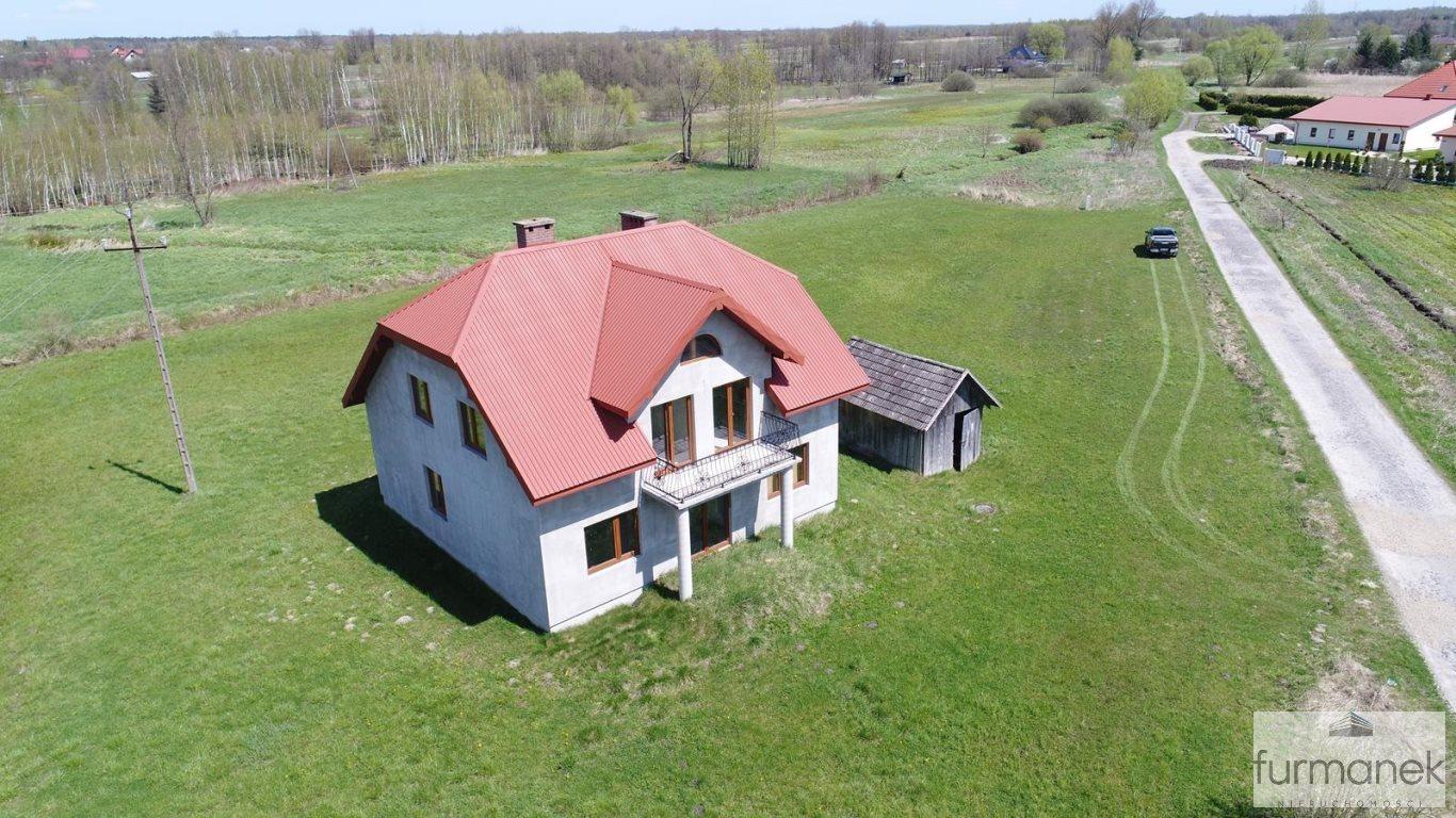 Dom na sprzedaż Biłgoraj, Kolonia Sól  156m2 Foto 2