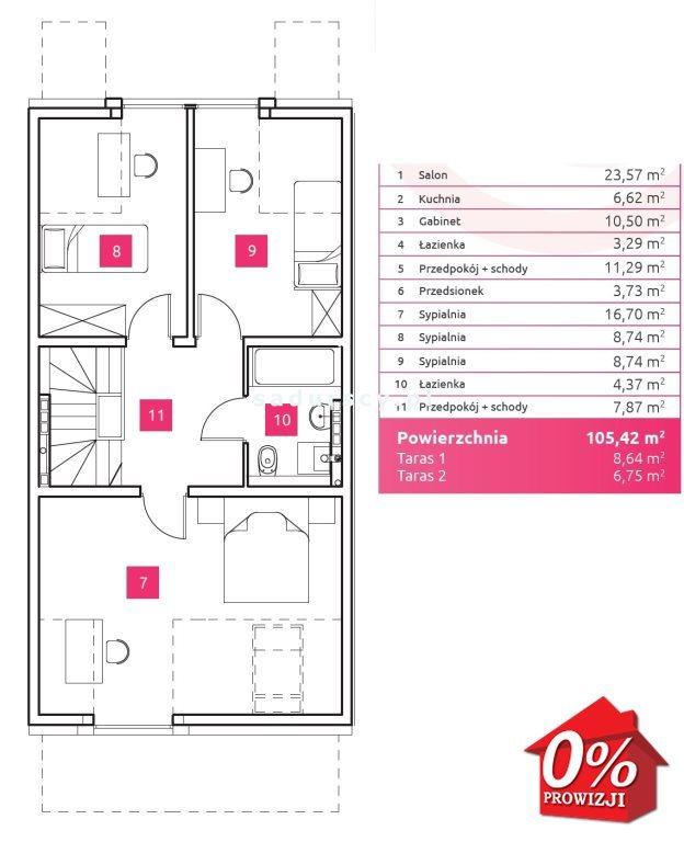 Mieszkanie na sprzedaż Wieliczka, Wieliczka, Wieliczka, Chabrowa - okolice  105m2 Foto 4