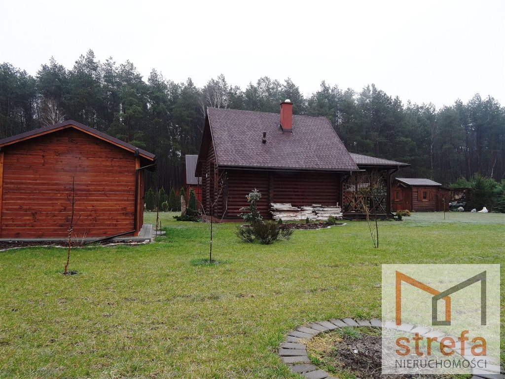 Działka rekreacyjna na sprzedaż Nowy Orzechów  1434m2 Foto 6