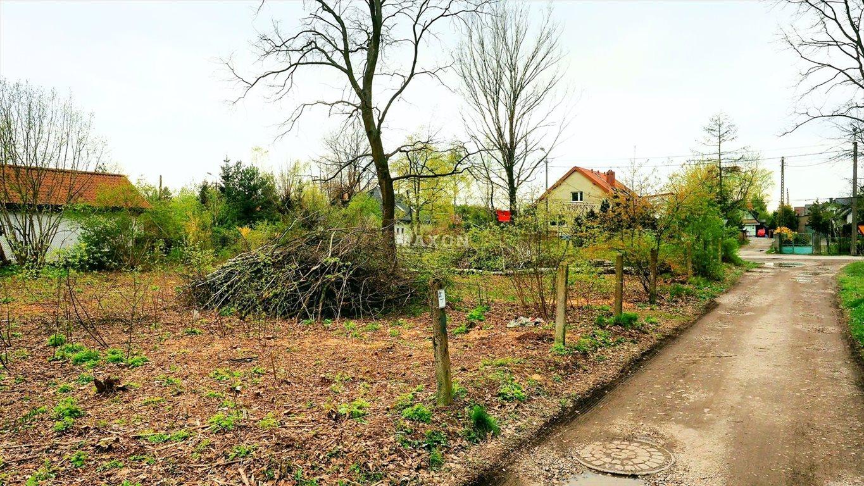 Działka inwestycyjna na sprzedaż Bobrowiec, Główna  1006m2 Foto 9