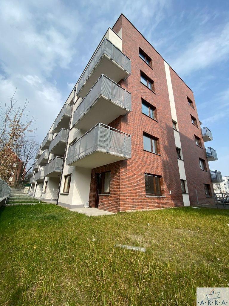 Mieszkanie trzypokojowe na wynajem Szczecin, Śródmieście-Centrum  43m2 Foto 1
