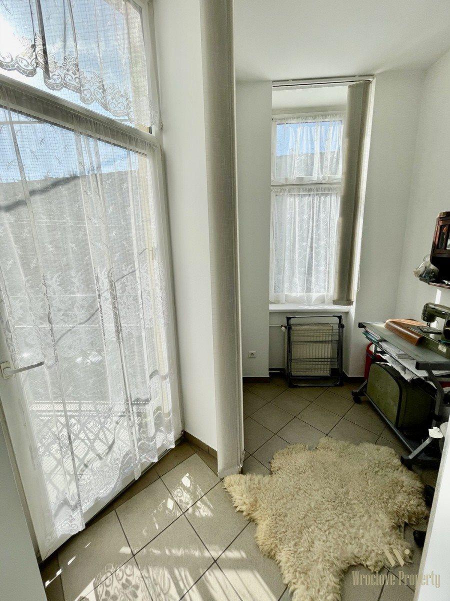 Mieszkanie trzypokojowe na sprzedaż Wrocław, Śródmieście  87m2 Foto 2