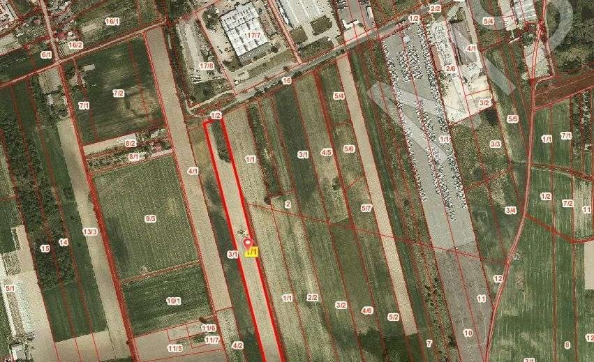 Działka inwestycyjna na sprzedaż Kalisz, Metalowców  19643m2 Foto 1