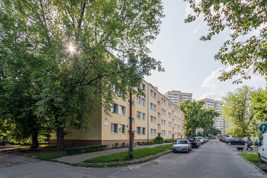 Mieszkanie trzypokojowe na sprzedaż Warszawa, Praga-Południe, Darłowska  48m2 Foto 13