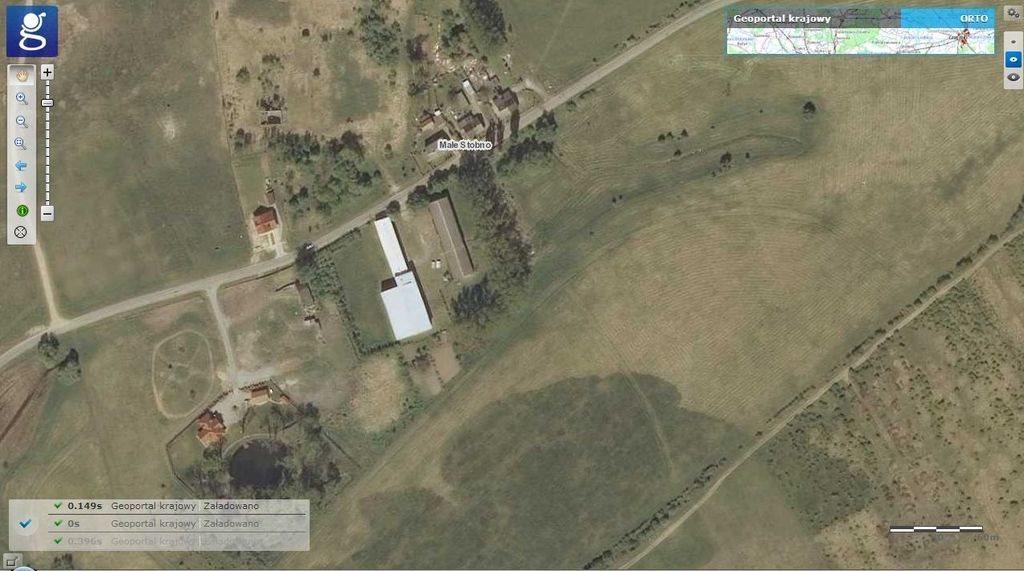 Działka rolna na sprzedaż Bobolin  1210m2 Foto 2
