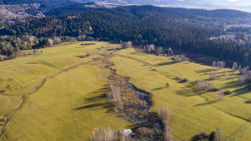 Działka rolna na sprzedaż Bandrów Narodowy  520600m2 Foto 10