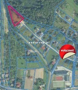 Działka budowlana na sprzedaż Morawica  3442m2 Foto 3