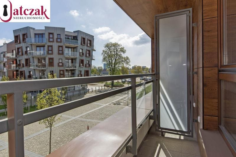 """Mieszkanie dwupokojowe na sprzedaż Gdańsk, Wrzeszcz, """"GARNIZON"""", HEMARA MARIANA  39m2 Foto 10"""