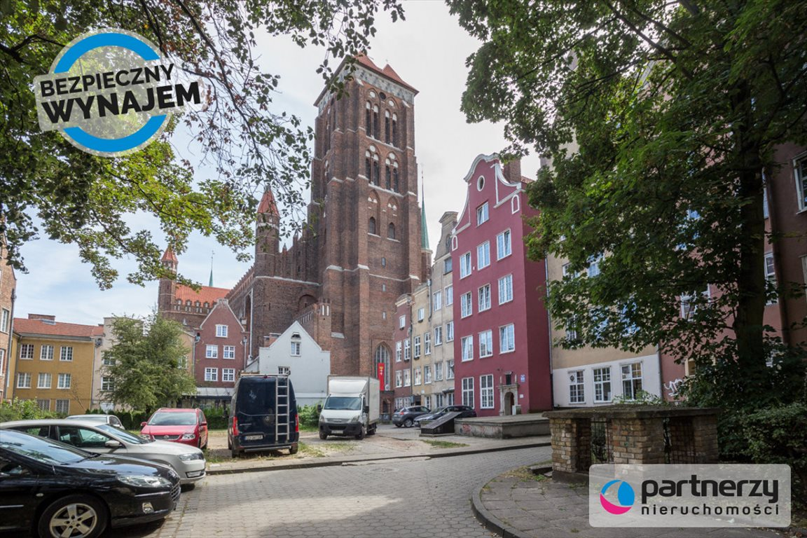 Mieszkanie dwupokojowe na wynajem Gdańsk, Stare Miasto, Piwna  42m2 Foto 12