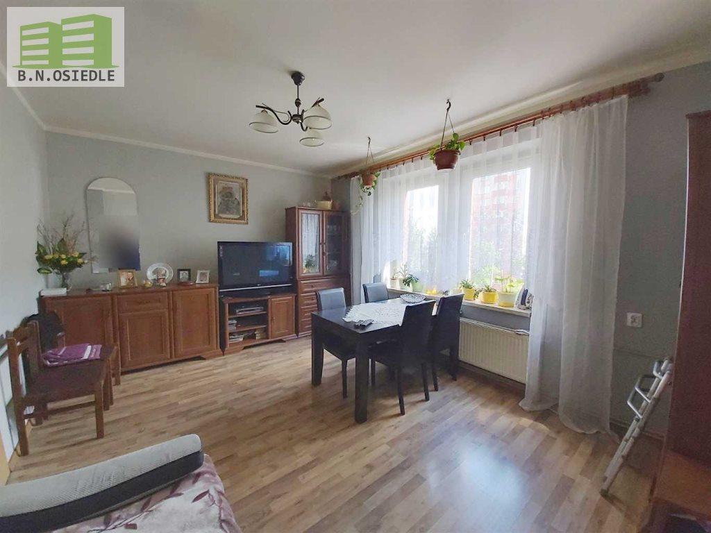 Mieszkanie trzypokojowe na sprzedaż Mysłowice, Centrum, Słupecka  58m2 Foto 1