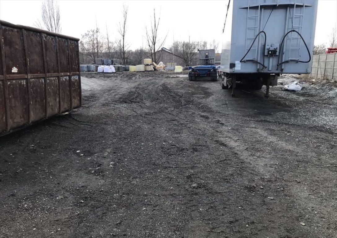 Działka przemysłowo-handlowa na sprzedaż Siemianowice Śląskie, Chemiczna  3000m2 Foto 1