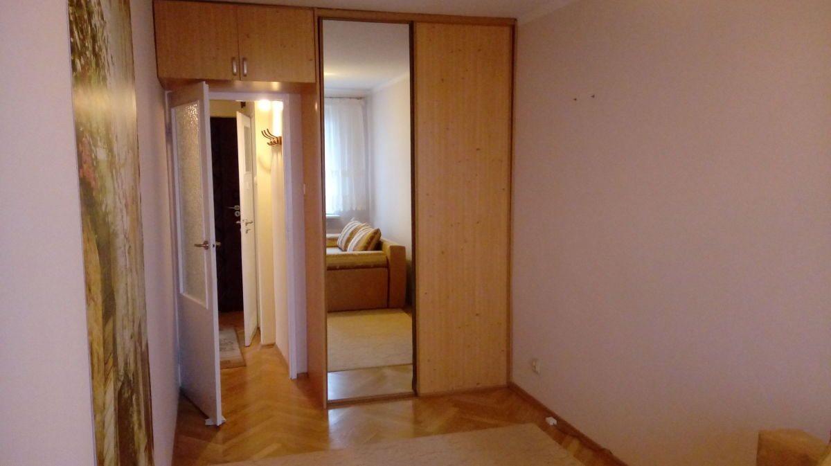 Mieszkanie dwupokojowe na wynajem Poznań, Stare Miasto, Winogrady, Os. Pod Lipami  38m2 Foto 6