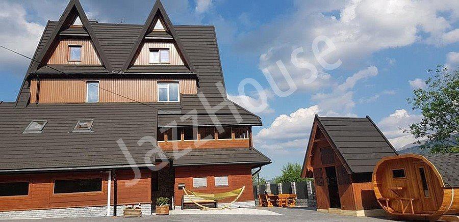 Dom na sprzedaż Kościelisko, Kościelisko, Karpielówka  464m2 Foto 1