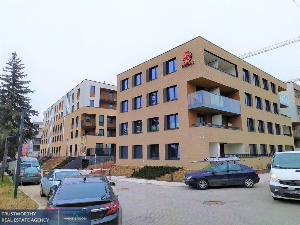 Mieszkanie dwupokojowe na sprzedaż Kraków, Łagiewniki-Borek Fałęcki, Łagiewniki-Borek Fałęcki, Aleksandra Fredry  35m2 Foto 1