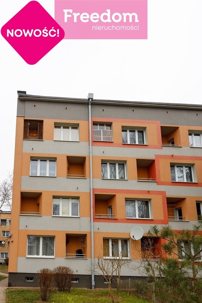 Mieszkanie dwupokojowe na wynajem Częstochowa, Kosmiczna  57m2 Foto 13