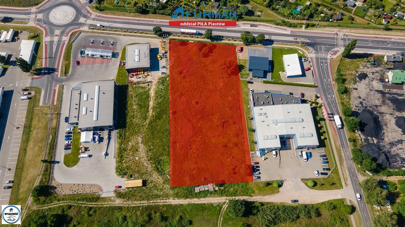 Działka inwestycyjna na sprzedaż Piła, Zamość  7427m2 Foto 3