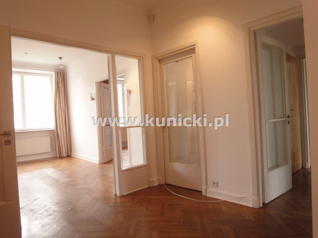 Mieszkanie czteropokojowe  na wynajem Warszawa, Śródmieście, Frascati  100m2 Foto 4