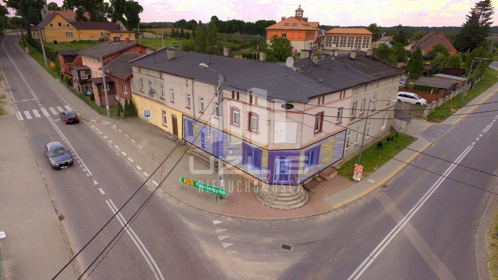 Lokal użytkowy na sprzedaż Borzechowo, Szkolna  113m2 Foto 1