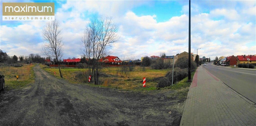 Działka budowlana na sprzedaż Biłgoraj  891m2 Foto 2